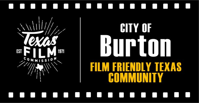 Governor Abbott Announces Film Friendly Texas Designation For The City Of Burton