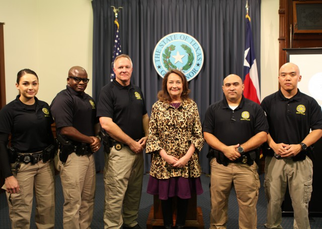 First Lady Cecilia Abbott Announces New Partnership With Texas Alcoholic Beverage Commission To Fight Human Trafficking Image
