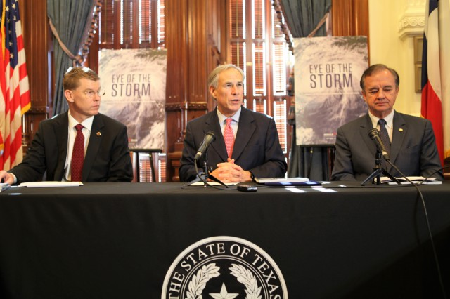 Commission To Rebuild Texas Offers Post-Harvey Recommendations To Legislature Image