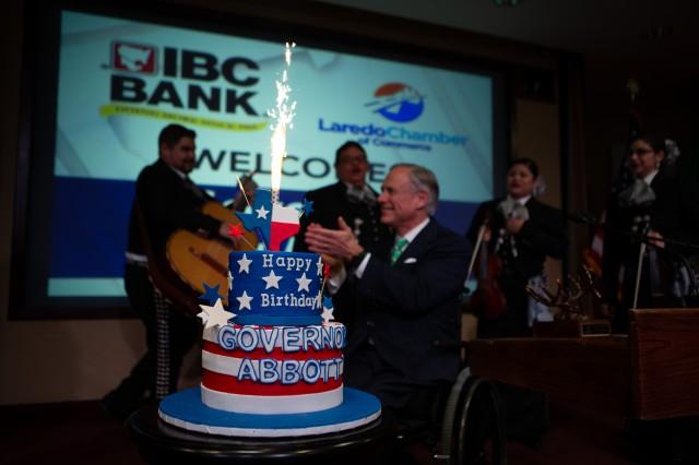 Governor Greg Abbott Attends Laredo Chamber Of Commerce Annual Gala Image
