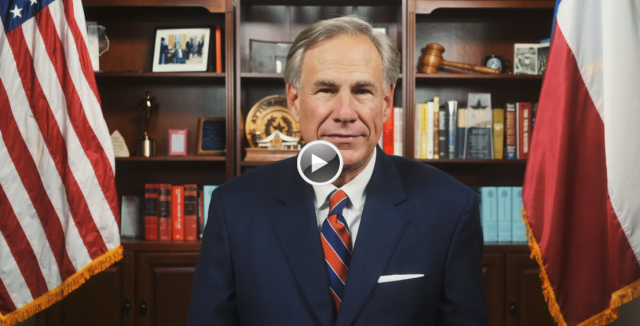 Governor Abbott Releases New PSA Encouraging Texans To Get A Flu Shot