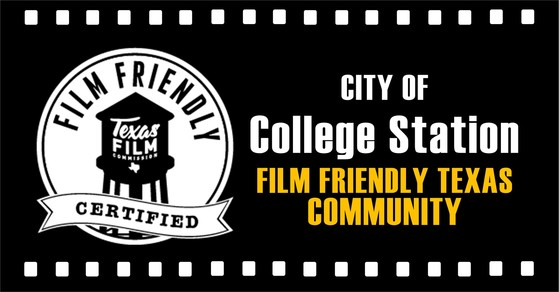 Governor Abbott Announces Film Friendly Texas Designation For The City Of College Station