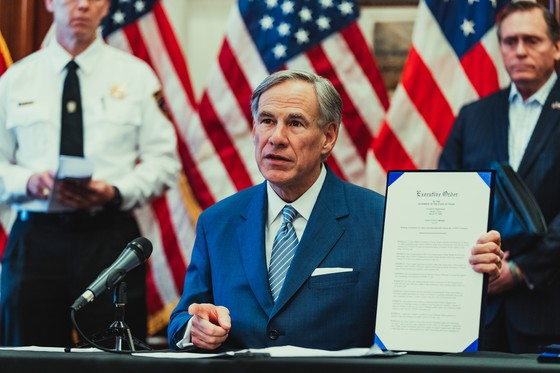 Governor Abbott Announces Expanded Health Care Capacities In Texas, Issues Executive Orders To Expand Quarantines And Protect Public Safety