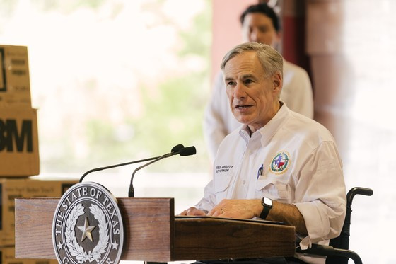 Governor Abbott Announces Increased PPE Supply, Issues Executive Order To Strengthen Reporting Capabilities