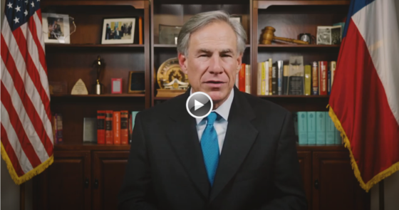 Governor Abbott Encourages Texans To Participate In Small Business Saturday