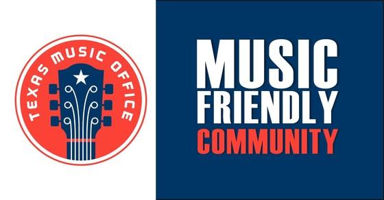 Governor Abbott Announces Denison Designated As Music Friendly Community