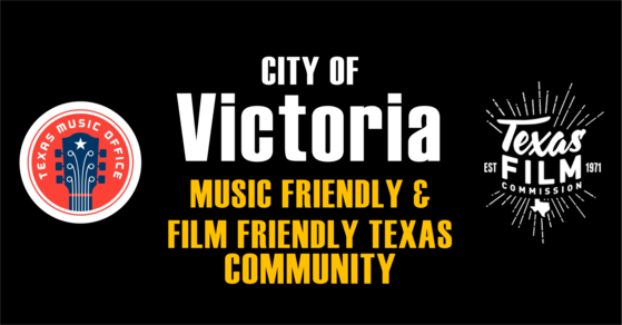 Governor Abbott Announces City Of Victoria Designated As Music And Film Friendly Community