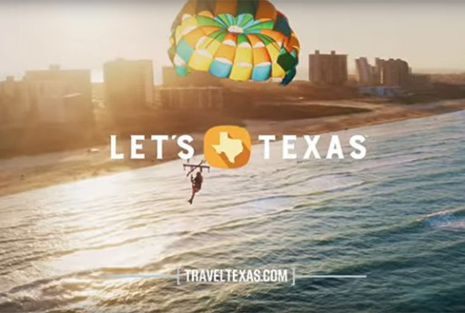 Let's Texas Campaign Image